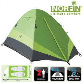 Картинка Палатка 2-х местная Norfin ROACH 2 NF