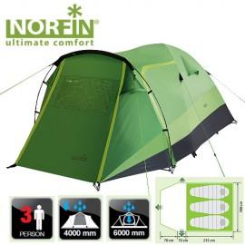 Картинка Палатка 3-х местная Norfin BREAM 3 NF