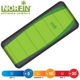 Мешок-одеяло спальный Norfin LIGHT COMFORT 200 NF