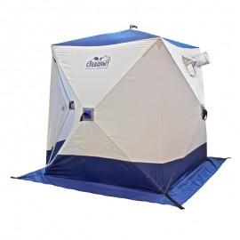 Палатка для зимней рыбалки куб СЛЕДОПЫТ 1,5*1,5м PF-TW-10