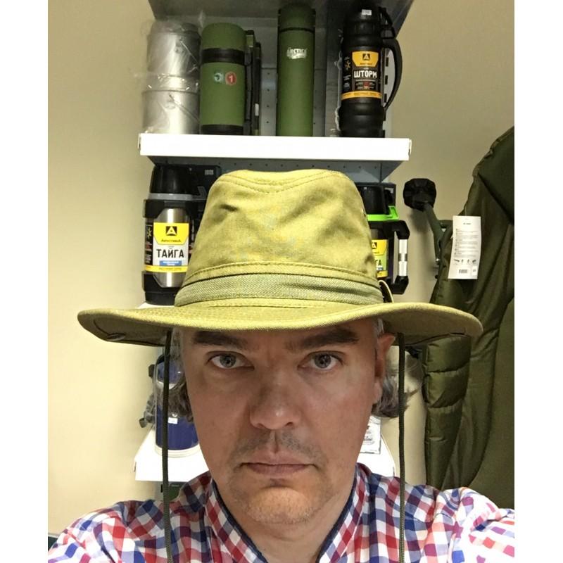 Шляпа от солнца с полями Сахара