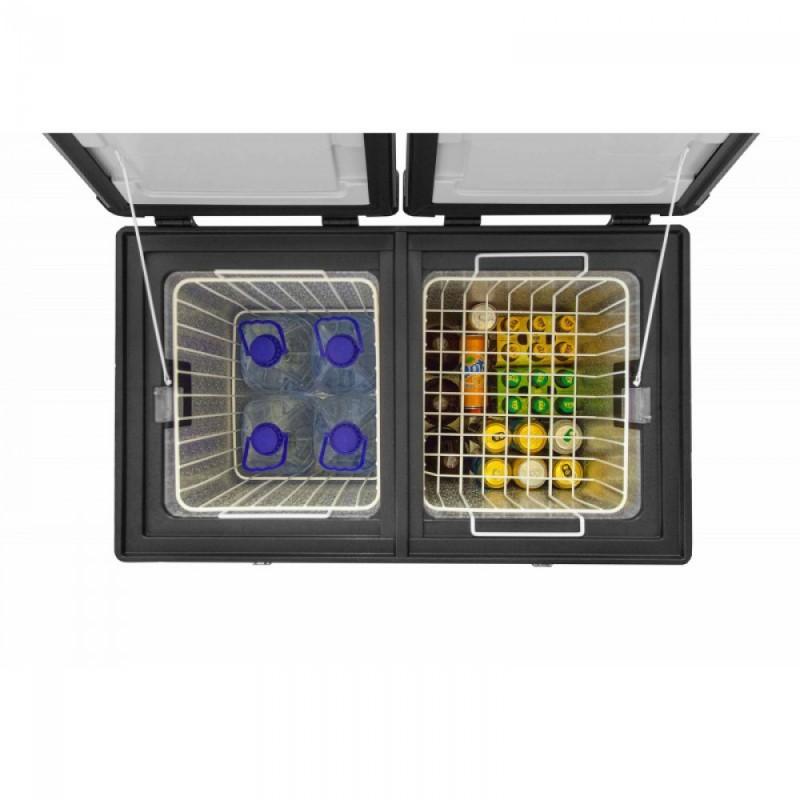 картинка Автохолодильник INDEL B TB118 двухкамерный
