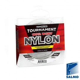 Леска монофильная Team Salmo TOURNAMENT NYLON 150м