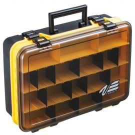 Картинка Ящик рыболовный Meiho Versus VS-3070 Yellow 380*270*120