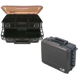Картинка Ящик рыболовный Meiho Versus VS-3080 Black 480*356*186