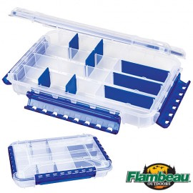 Коробка рыболовная пластмассовая Flambeau WATERPROOF TT 4 ZERUST