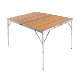 Картинка Стол складной Maverick Bamboo с бамбуковой столешницей 120*90