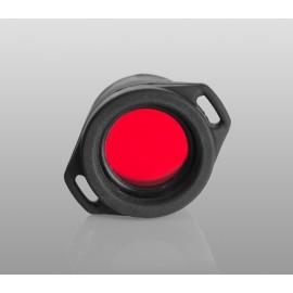 Картинка Красный фильтр Armytek для фонарей Prime/Partner