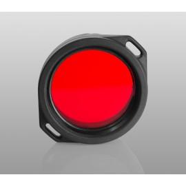 Картинка Красный фильтр Armytek для фонарей Predator/Viking