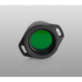 Картинка Зелёный фильтр Armytek для фонарей Prime/Partner