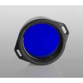 Картинка Синий фильтр Armytek для фонарей Predator/Viking