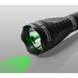 Картинка Тактический фонарь Armytek Predator (зелёный свет)