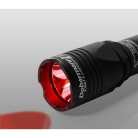 Картинка Тактический фонарь Armytek Dobermann (красный свет)