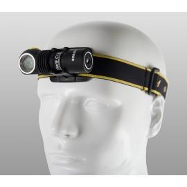 Картинка Налобный фонарь Armytek Tiara C1 Pro Magnet USB тёплый свет