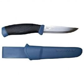 Картинка Нож Morakniv Companion Navy Blue, нержавеющая сталь