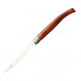 Картинка Нож филейный Opinel №15, нержавеющая сталь, рукоять бубинга