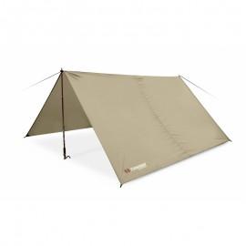 Картинка Шатер Trimm Shelters Trace песочный 2+1