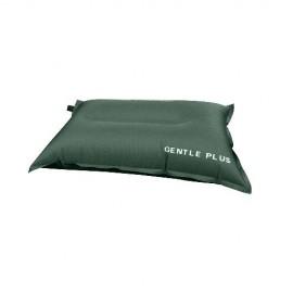 Картинка Подушка надувная Trimm Comfort Gentle Plus (серый, зеленый, камуфляж)