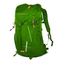 Картинка Рюкзак Trimm Courier 35л. зеленый, синий, черный