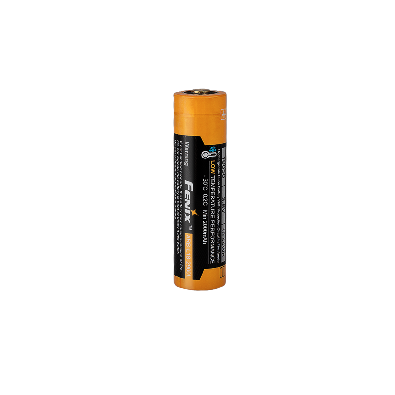 картинка Аккумулятор 18650 Fenix 2900 mAh Li-ion морозостойкий
