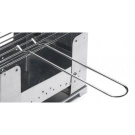 Картинка Гриль складной Esbit BBQ300S нержавеющая сталь