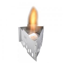 Картинка Печь Esbit из нержавеющей стали с мешочком