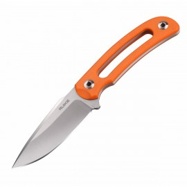 Картинка Нож Ruike Hornet F815 черный, оранжевый