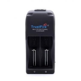 Картинка Зарядное устройство 2*18650, Trustfire new