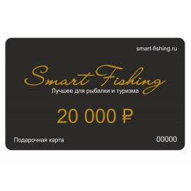 Картинка Подарочная карта 20000 руб.